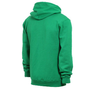 BASIC PULLOVER - KELLY GREEN