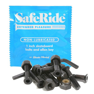 SAFE RIDE 1ALLEN BOLTS - Assorted