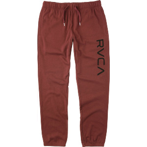 BIG RVCA SWEAT PANT - TAWNY PORT