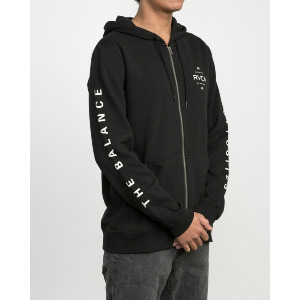 LOCK IN VA SPORT ZIP - BLACK