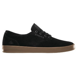 THE ROMERO LACED - BLACK/CHARCOAL/GUM