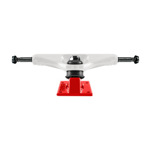V-LIGHTS COURT TRUCKS - WHT/RED 5.2 HIGH