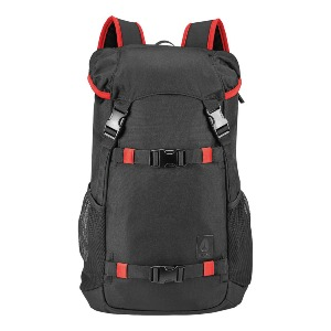 Landlock Backpack SE II - Black / Red