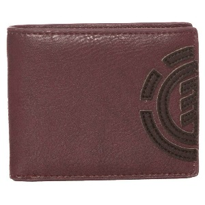 DAILY WALLET - OXBLOOD RED