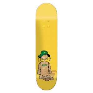 BROPHY BUGGER DECK - Yellow