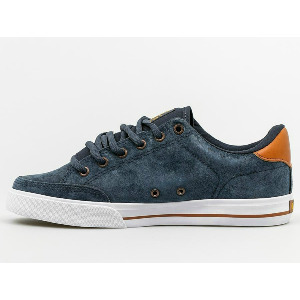 LOPEZ 50 - NAVY/BROWN/GUM