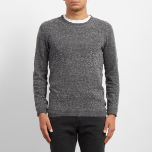UPERSTAND SWEATER - HEATHER GREY