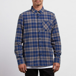 CADEN PLAID L/S - MBL