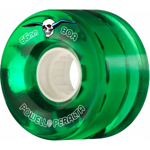 H2 CLEAR CRUISER - 80A 66mmGREEN