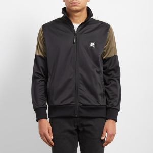A.P. TRACK JACKET - BLK