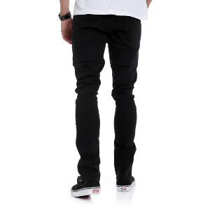 2X4 DENIM - INK BLACK