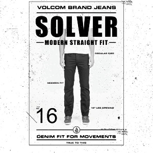 SOLVER DENIM - RNS