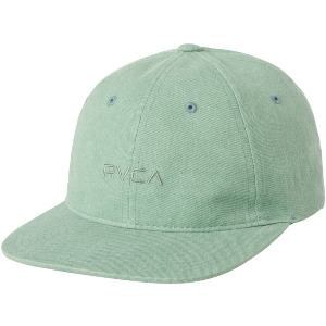 TONALLY EMBROIDERED CAP - GREEN HAZE
