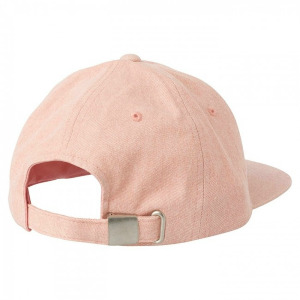 TONALLY EMBROIDERED CAP - CHAI