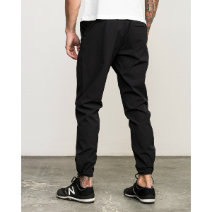 VA TECH PANT - BLACK