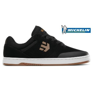 MARANA MICHELIN - BLACK/TAN