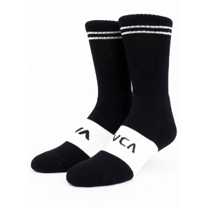 BASIC BLOCK SOCK - BLACK
