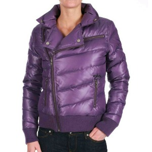 My Addiction Down Jacket - Spr Purple