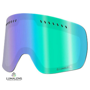NFX2 REPL LENS - LUMALENS GREEN IONIZED