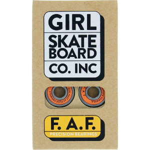 F.A.F. BEARINGS - Orange
