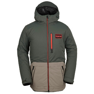 ANALYZER INS JACKET - BGR