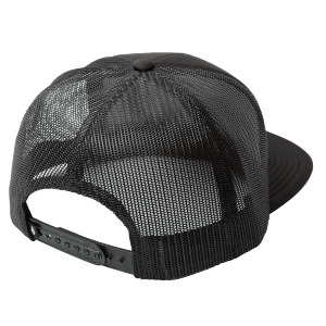 HOT CHEESE CAP - BLACK
