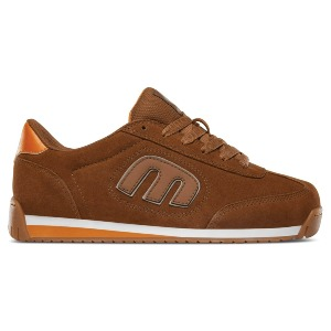LO-CUT II LS - BROWN/ORANGE