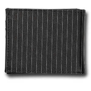 RADIATOR 3F PU WALLET - BLACK