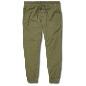 FRICKIN MODERN TAPERED JOGGER PANT - ARMY