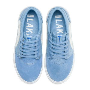 Griffin Kid's - Light Blue Suede