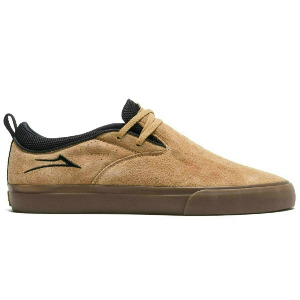 RILEY HAWK 2 - Tobacco Syn Nubuck