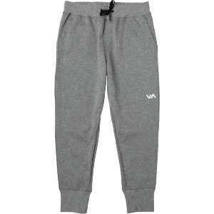 SIDELINE SWEATPANT - HEATHER GREY