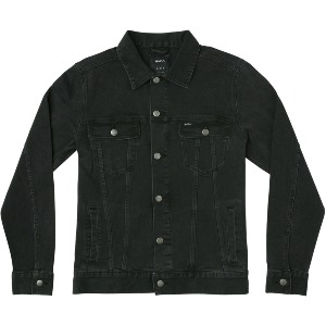 DAGGERS DENIM JACKET - VINTAGE BLACK