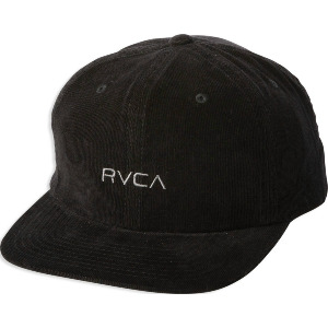 TONALLY EMBROIDERED CAP - PIRATE BLACK