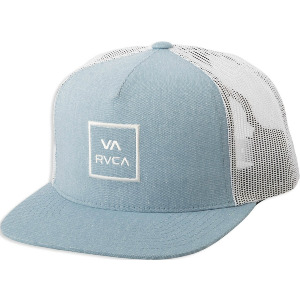 VA ALL THE WAY TRUCKER HAT - HEATHER BLUE