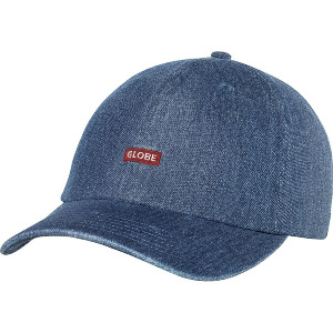 Marco 6 Panel Cap - Cloud Blue