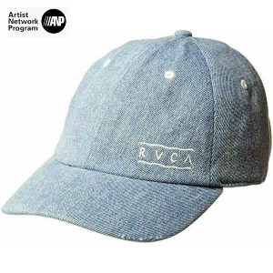 TOM GERRARD HOLLA DAD HAT - WASHED BLUE
