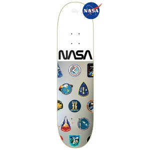 NASA Collection - Silver/White