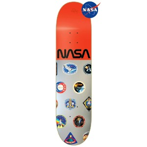 NASA Collection - Silver/Red Foil