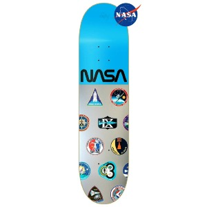 NASA Collection - Silver/Blue Foil