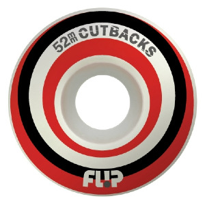 CUTBACK WHEELS - Red 99A