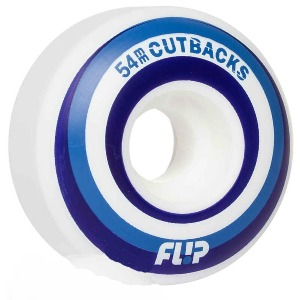 Cutback Wheels - Blue 54mm 99A