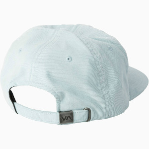 TONALLY EMBROIDERED CAP - ETHER BLUE
