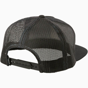VA ALL THE WAY PRINTED TRUCKER HAT - BLACK MULTI