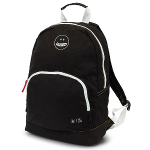 SCHOOLYARD CANVAS BKPK - BLACK