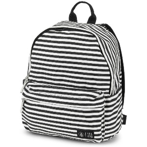 VOLSTONE MINI BKPK - BLACK WHITE