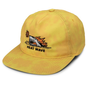 HEAT WAVE - CYBER YELLOW