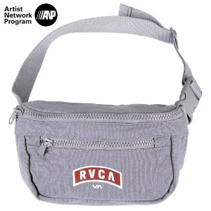 SAGE VAUGHN SYMBOLIZE BUM BAG - CHARCOAL