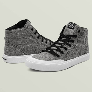 HI FI SHOE - HEATHER BLACK
