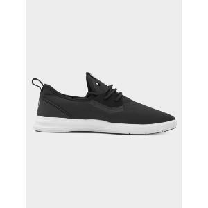 DRAFT SHOE - BLACK WHITE